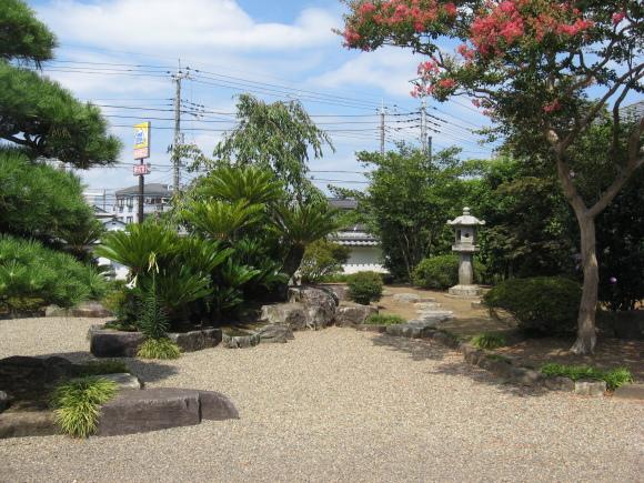 水戸大観音庭園2